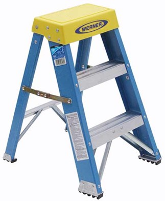 6002 2 ft Type I Fiberglass Step Stool
