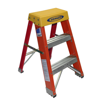 6202 2 ft Type IA Fiberglass Step Stool