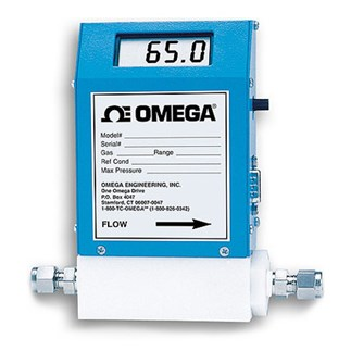 Mass Flowmeters and Controllers With Or Without Integral Display - FMA-A2100/2200/2300/2400 Series